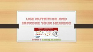 Way to prevent Hearing Loss